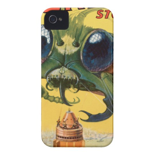 Giant Scary Fly Case-Mate iPhone 4 Case