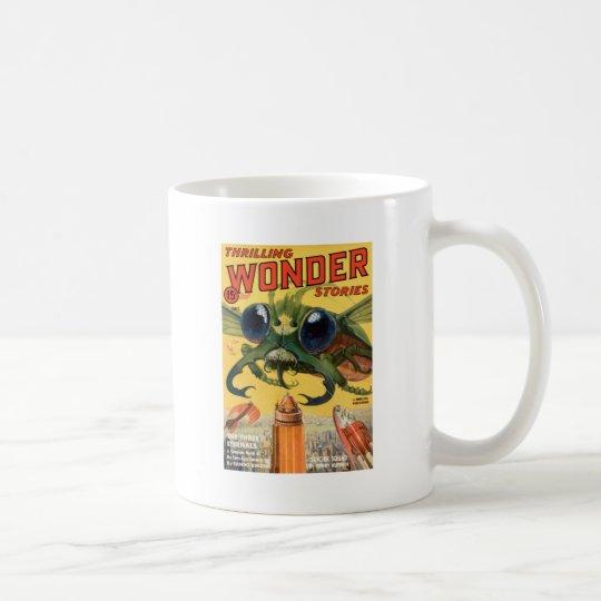 Giant Scary Fly Coffee Mug