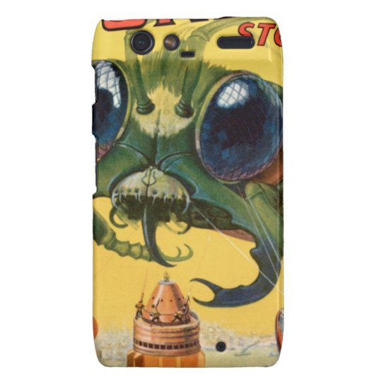 Giant Scary Fly Droid RAZR Cover
