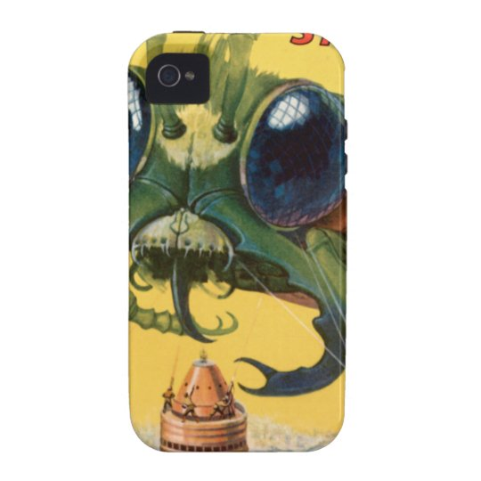 Giant Scary Fly iPhone 4 Cover