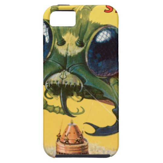 Giant Scary Fly iPhone 5 Cover