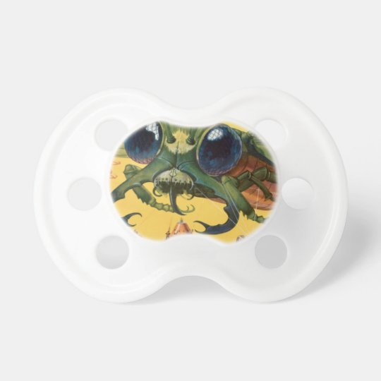 Giant Scary Fly Pacifier