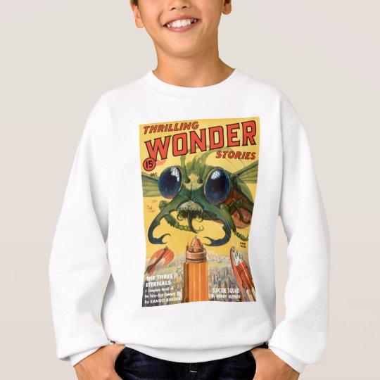 Giant Scary Fly Sweatshirt