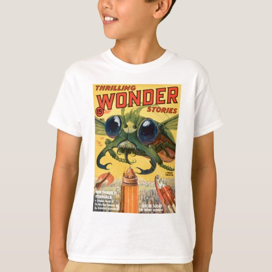 Giant Scary Fly T-Shirt