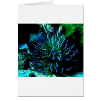 giant sea anemone card