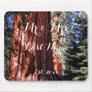 Giant Sequoia Mousepad