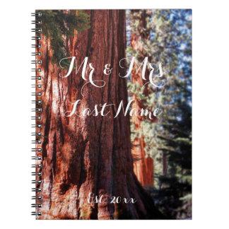 Giant Sequoia Notebook