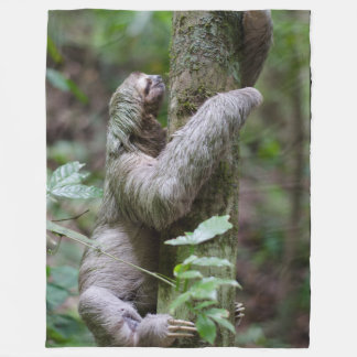 GIANT SLOTH FLEECE BLANKET
