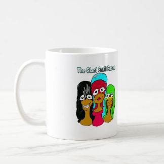 Giant Snail Race coffee mug