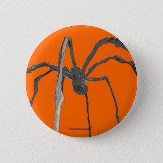 Giant Spider - Tokyo (Badge) 2 Inch Round Button