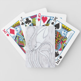 Giant Squid Poker Deck
