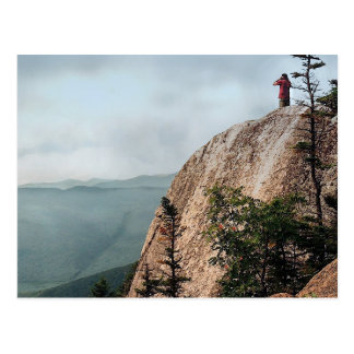 Giant Stairs White Mountain New Hampshire Postcard