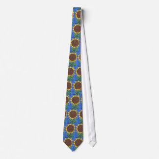 Giant Sunflower - tie