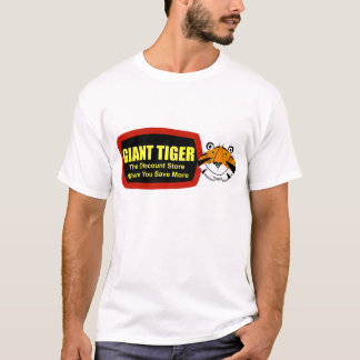 GIANT TIGER T-Shirt