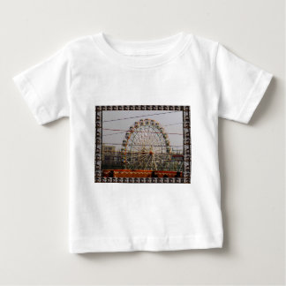 Giant Wheel Rides New Delhi India Craft Festivals Baby T-Shirt