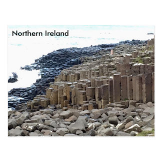 Giant's Causeway, Co. Antrim, Northern Ireland. Postcard