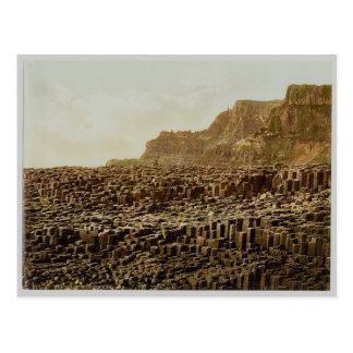 Giants Causeway Ireland Postcard