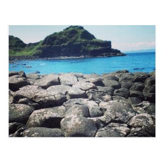 Giant's Causeway Postcard