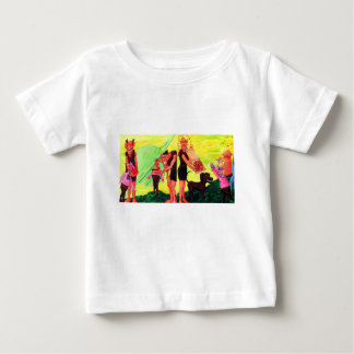 Giants on Triton Baby T-Shirt
