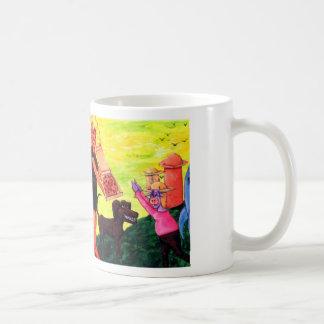 Giants on Triton Coffee Mug