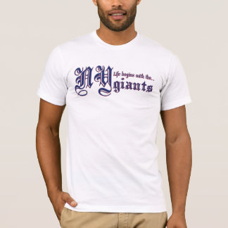 Giants Tee Men