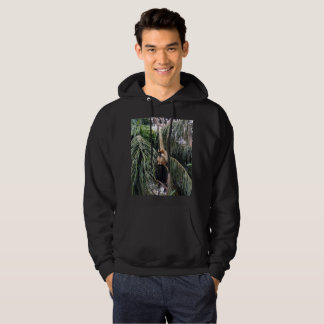 Gibbon Just Hanging Around, Hoodie