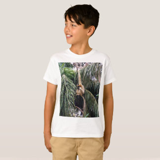 Gibbon Just Hanging Around, T-Shirt