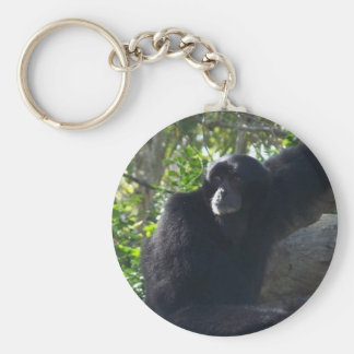 Gibbon Keychain