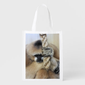 GIBBON REUSABLE GROCERY BAG