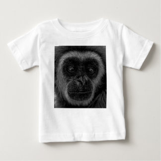 Gibbon wildlife indonesia mammal baby T-Shirt