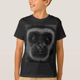 Gibbon wildlife indonesia mammal T-Shirt