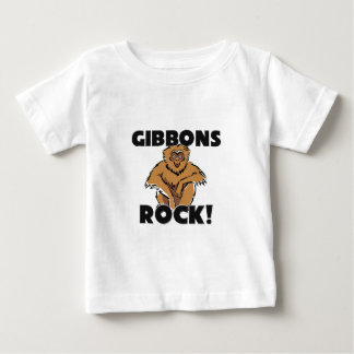 Gibbons Rock Baby T-Shirt