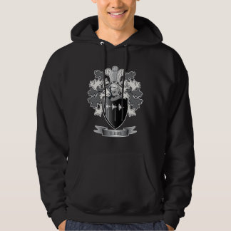 Gibbs Family Crest Coat of Arms Hoodie