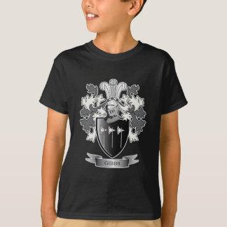 Gibbs Family Crest Coat of Arms T-Shirt