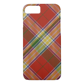 Gibbs/Gibson Tartan iPhone 7 Barely There iPhone 7 Case