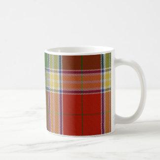 Gibbs/Gibson Tartan Mug