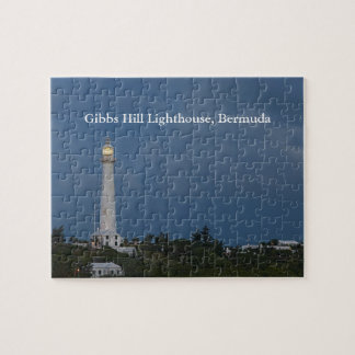 Gibbs Hill Lighthouse at Dawn Puzzle