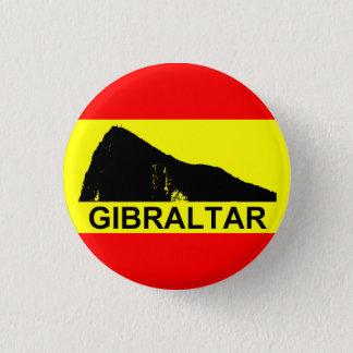 Gibraltar 1 Inch Round Button