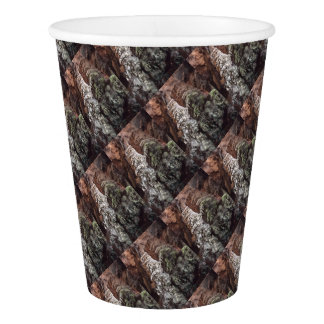 Gibraltar Caves Paper Cup