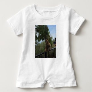 Gibraltar Caves St Michael's Cave Baby Romper
