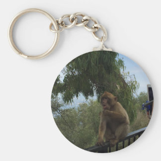 Gibraltar Caves St Michael's Cave Keychain