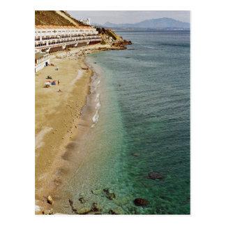 Gibraltar Coast Postcard