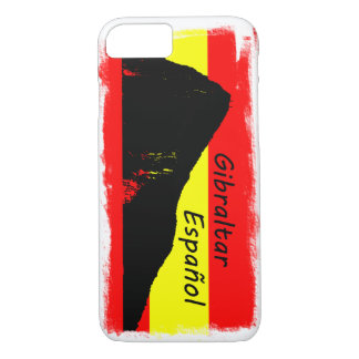 Gibraltar Espanol iPhone 7 Case