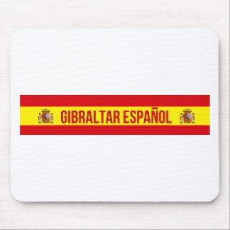 Gibraltar Español - Spanish Gibraltar Mouse Pad