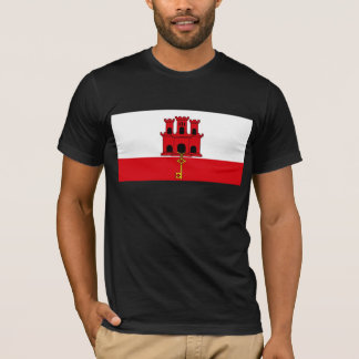 Gibraltar Flag  GI T-Shirt