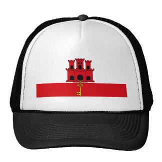 Gibraltar Flag  GI Trucker Hat