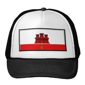 Gibraltar Flag Trucker Hat