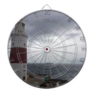 Gibraltar Lighthouse Dartboard