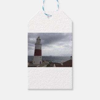 Gibraltar Lighthouse Gift Tags