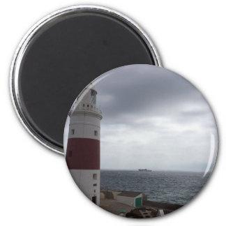 Gibraltar Lighthouse Magnet